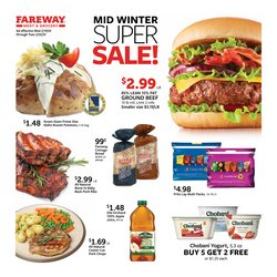 Grocery & Drug offers in the Fareway catalogue in Waterloo IA ( 1 day ago )