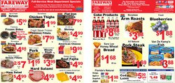 Grocery & Drug offers in the Fareway catalogue in Iowa City IA ( Published today )