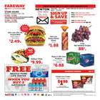 Fareway catalogue ( Expired )