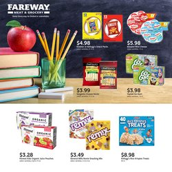 Fareway catalog ( Published today)