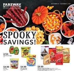 Grocery & Drug deals in the Fareway catalog ( 9 days left)