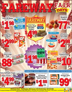 Fareway deals in the Omaha NE weekly ad