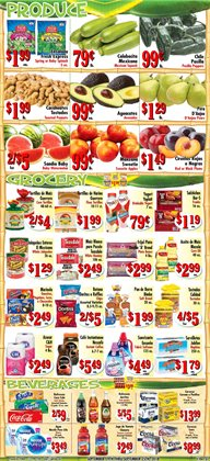 Nestle deals in the Arteagas Food Center weekly ad in Lodi CA