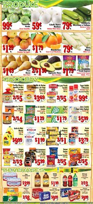 Beer deals in the Arteagas Food Center weekly ad in San Jose CA