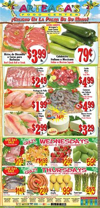 Arteagas Food Center deals in the Lodi CA weekly ad