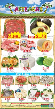 Arteagas Food Center deals in the Arteagas Food Center catalog ( Published today)