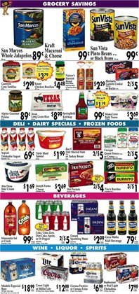 Cleaning products deals in the Baja Ranch weekly ad in Yorba Linda CA