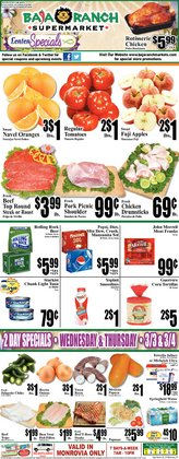 Grocery & Drug offers in the Baja Ranch catalogue in Los Angeles CA ( 2 days ago )