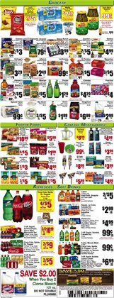 Clorox deals in the Big Saver Foods weekly ad in Fontana CA
