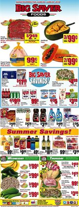 Big Saver Foods deals in the Los Angeles CA weekly ad
