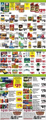 Pizza deals in the Big Saver Foods weekly ad in Los Angeles CA
