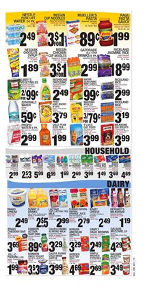 Rachael Ray deals in the Bravo Supermarkets weekly ad in New York