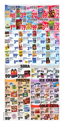 Trees deals in the Bravo Supermarkets weekly ad in New York