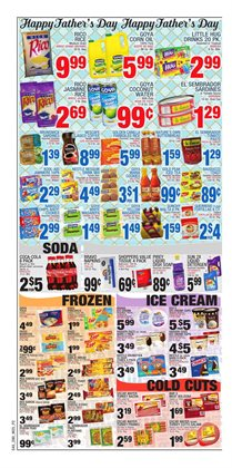 Icecreams deals in the Bravo Supermarkets weekly ad in New York