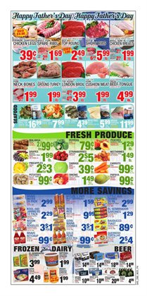 Drawers deals in the Bravo Supermarkets weekly ad in New York