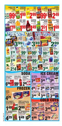 Nestle deals in the Bravo Supermarkets weekly ad in New York