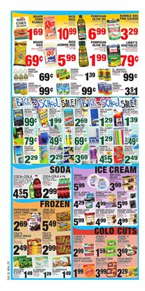 Cream deals in the Bravo Supermarkets weekly ad in New York