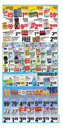 Butter deals in the Bravo Supermarkets weekly ad in New York