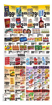 Cheese deals in the Bravo Supermarkets weekly ad in New York