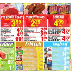 Beef deals in the Bravo Supermarkets weekly ad in New York