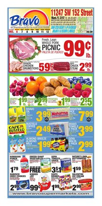 Bravo Supermarkets deals in the Reading PA weekly ad