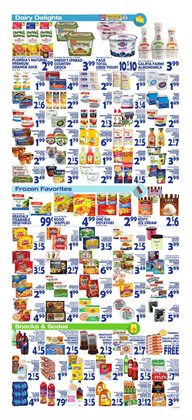Vegetables deals in the Bravo Supermarkets weekly ad in New York