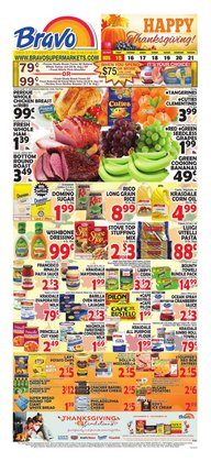 Grocery & Drug deals in the Bravo Supermarkets weekly ad in West Palm Beach FL