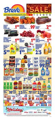 Grocery & Drug deals in the Bravo Supermarkets weekly ad in Lake Worth FL