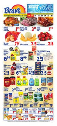 Grocery & Drug deals in the Bravo Supermarkets weekly ad in Fort Lauderdale FL