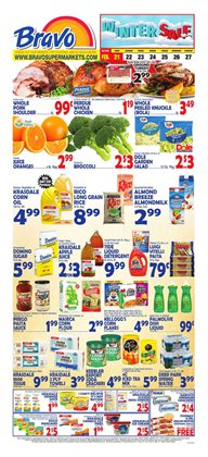 Grocery & Drug offers in the Bravo Supermarkets catalogue in Reading PA ( 1 day ago )