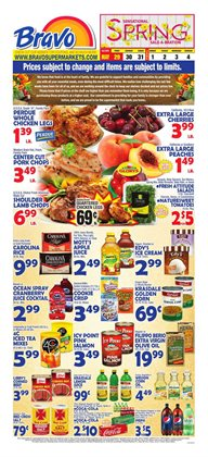 Grocery & Drug offers in the Bravo Supermarkets catalogue in Miami FL ( 3 days left )