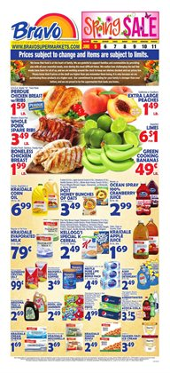 Grocery & Drug offers in the Bravo Supermarkets catalogue in Union City NJ ( 1 day ago )