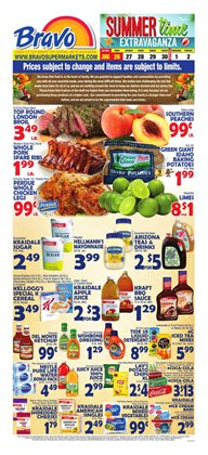 Bravo Supermarkets catalogue in New York ( Expires today )