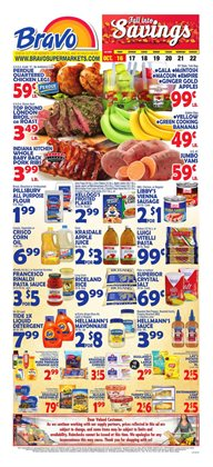 Bravo Supermarkets catalogue in Fort Lauderdale FL ( Expires today )