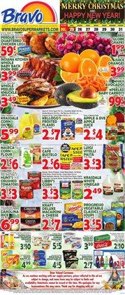 Bravo Supermarkets catalogue in San Diego CA ( Expired )