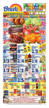 Bravo Supermarkets catalogue in Fort Lauderdale FL ( Expired )