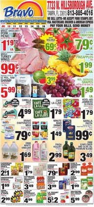 Bravo Supermarkets catalog ( Expires today)