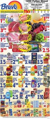 Bravo Supermarkets catalog ( Expires tomorrow)
