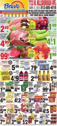 Bravo Supermarkets catalog ( 3 days left)