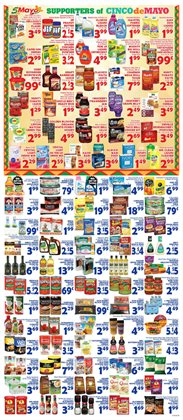Fabric softener deals in the Bravo Supermarkets weekly ad in New York