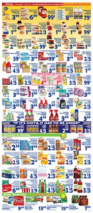 Baby stroller deals in the Bravo Supermarkets weekly ad in New York