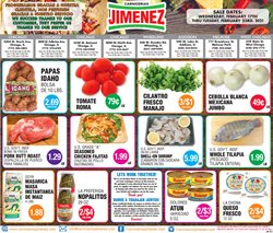 Carnicerias Jimenez catalogue ( Expired )