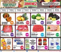 Carnicerias Jimenez deals in the Carnicerias Jimenez catalog ( 1 day ago)