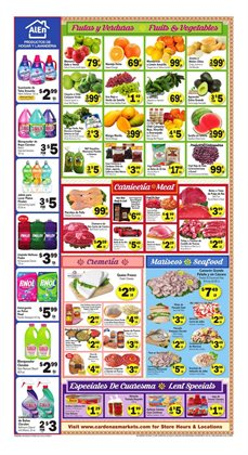 LG deals in the Cardenas weekly ad in Fontana CA