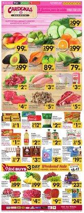 Cardenas deals in the Cardenas catalog ( 2 days left)