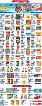 Friskies deals in the Compare Foods weekly ad in New York