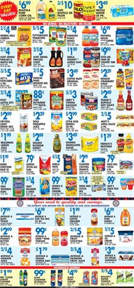 Wine deals in the Compare Foods weekly ad in New York
