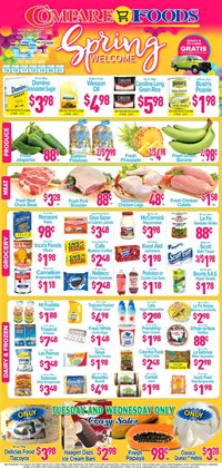 Pans deals in the Compare Foods weekly ad in New York
