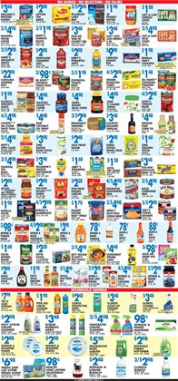 Clorox deals in the Compare Foods weekly ad in New York