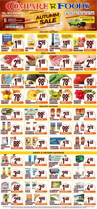Compare Foods catalogue in New York ( Expires tomorrow )